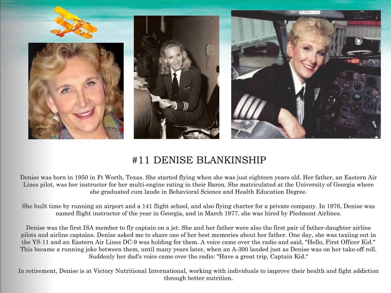 11. Denise Blankinship