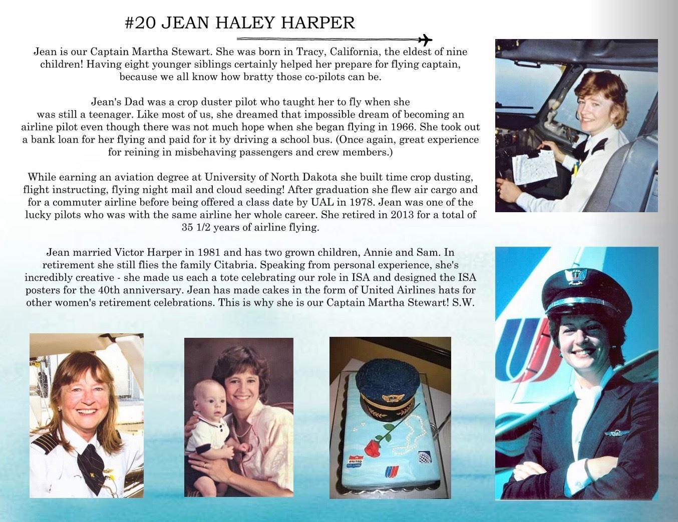 20. Jean Harper