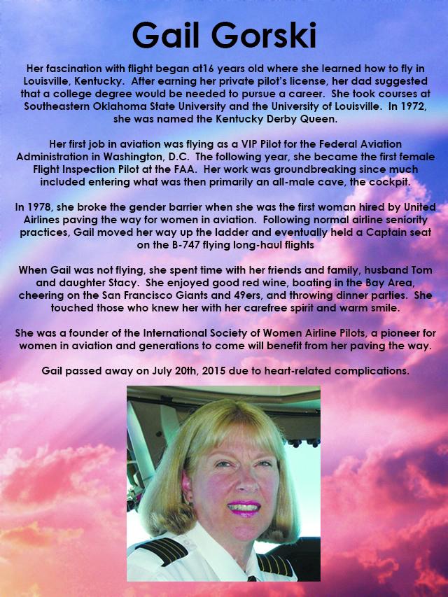 Gail Gorski Memorial